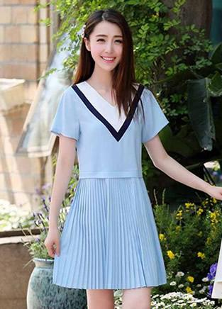几款甜美典雅的连衣裙 优雅又气质