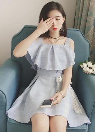 穿着这些裙子去约会 每天都是情人节!