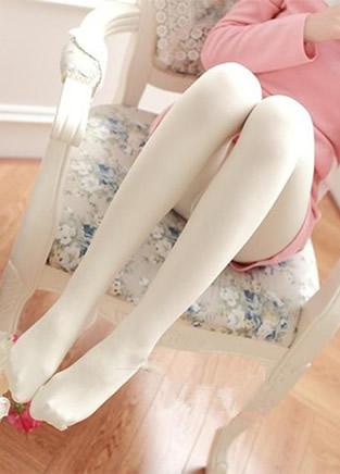 展现迷人性感大长腿,新款连裤丝袜少不了