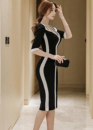 胸大的女人穿这几款连衣裙,美到没朋友!