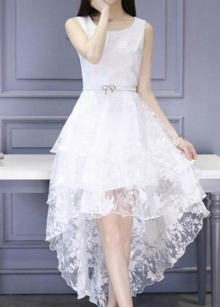 百搭显瘦仙女裙子,穿出仙女气质