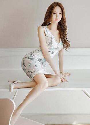 能把自己迷住的连衣裙,才是女人的真爱!