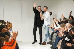 Raf Simon入主Calvin Klein后首季成