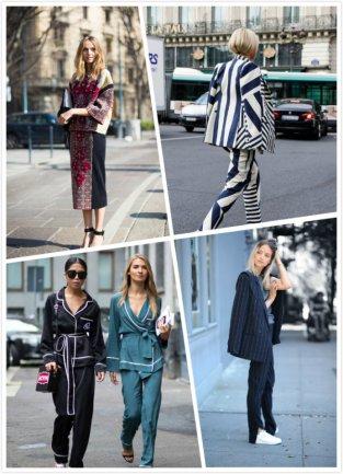 秋装套装新款女装 让你化身街拍达人