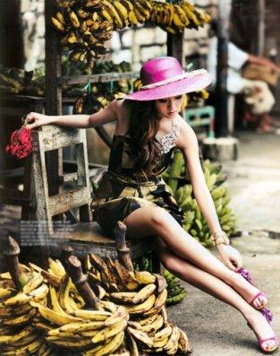 少女时代Fx最新街拍 韩国花样少女新神话