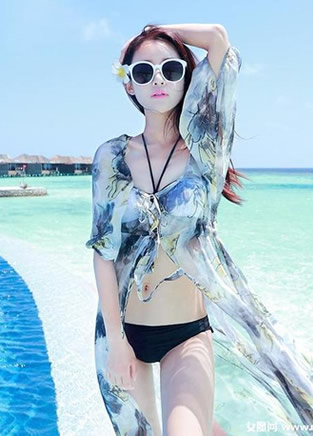 夏日装扮套装靓丽出游,假期不做路人甲