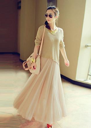 你选对春夏季节女装了吗