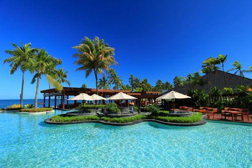 南太平洋岛国斐济绝美景色