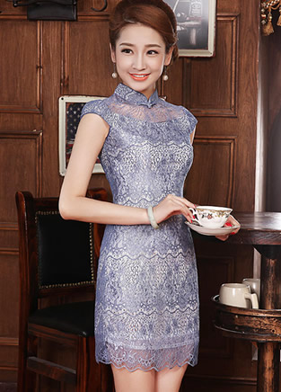 熟女旗袍装 这样的魅力让你欲罢不能
