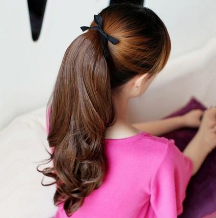 马尾怎么扎好看?教你4步打造漂亮马尾发型