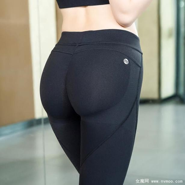 蜜桃翘臀裤